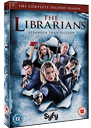 the librarians dvd